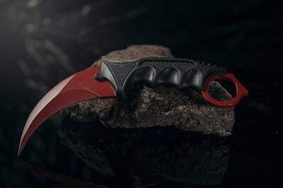 Karambit Red